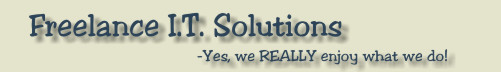 Freelance IT Solutions, Orlando, FL